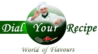 DialYourRecipe – World Of Flavours