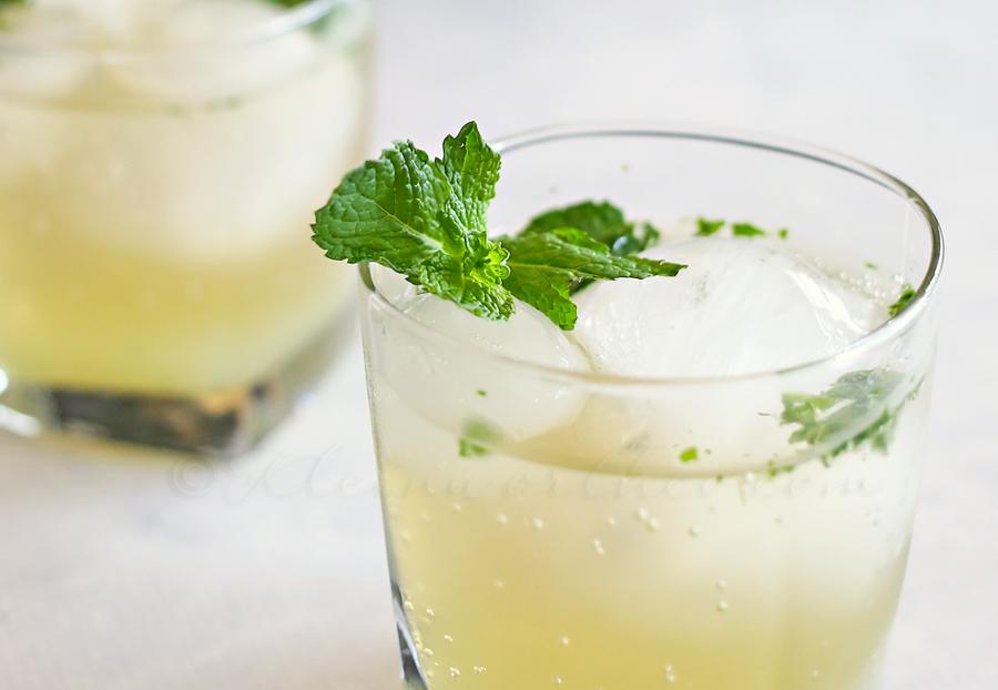 Alcohol-Free Mint Julep