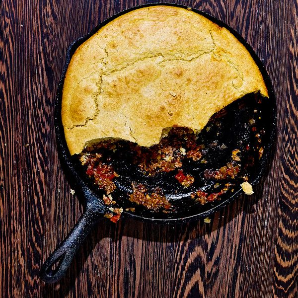 Mexican Cornbread Pie
