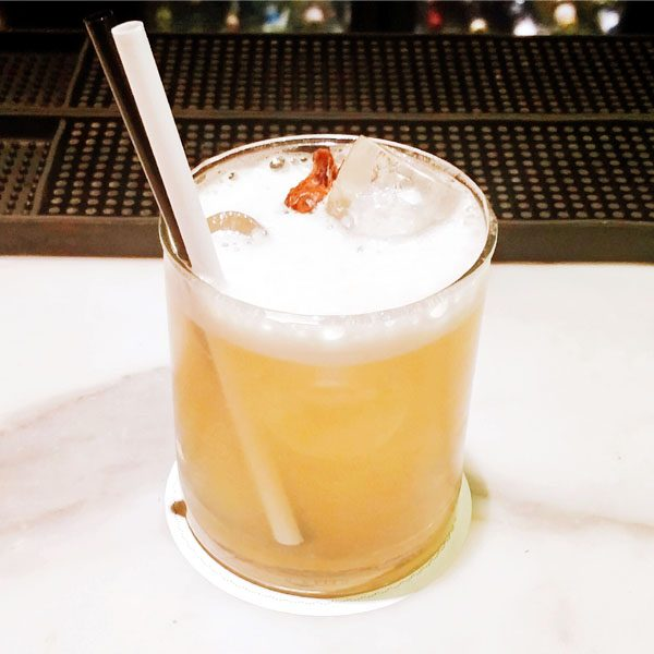 The Old Battle Axe Cocktail