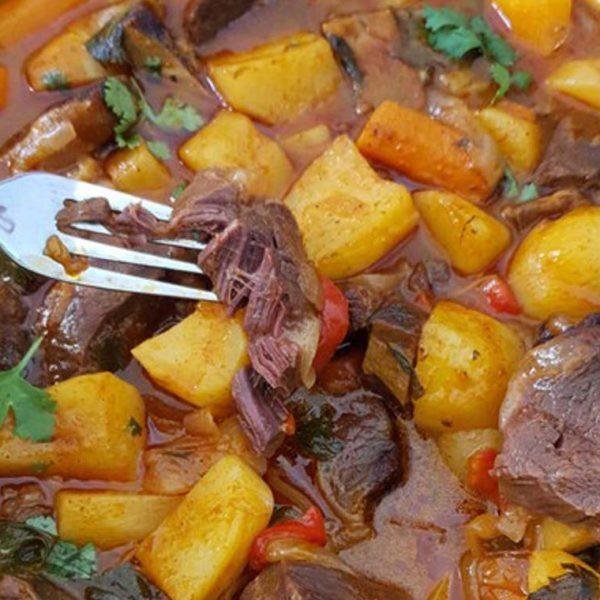 Beef Soup With Pasta