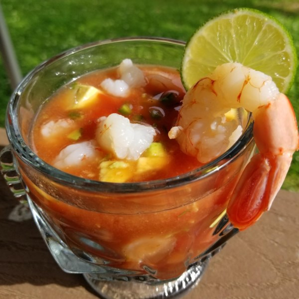 Mexican Prawn Cocktail