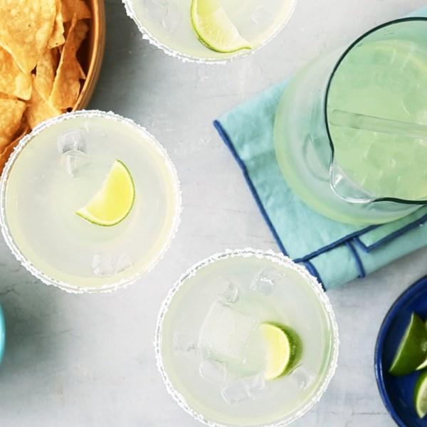 Pitcher Perfect Margaritas