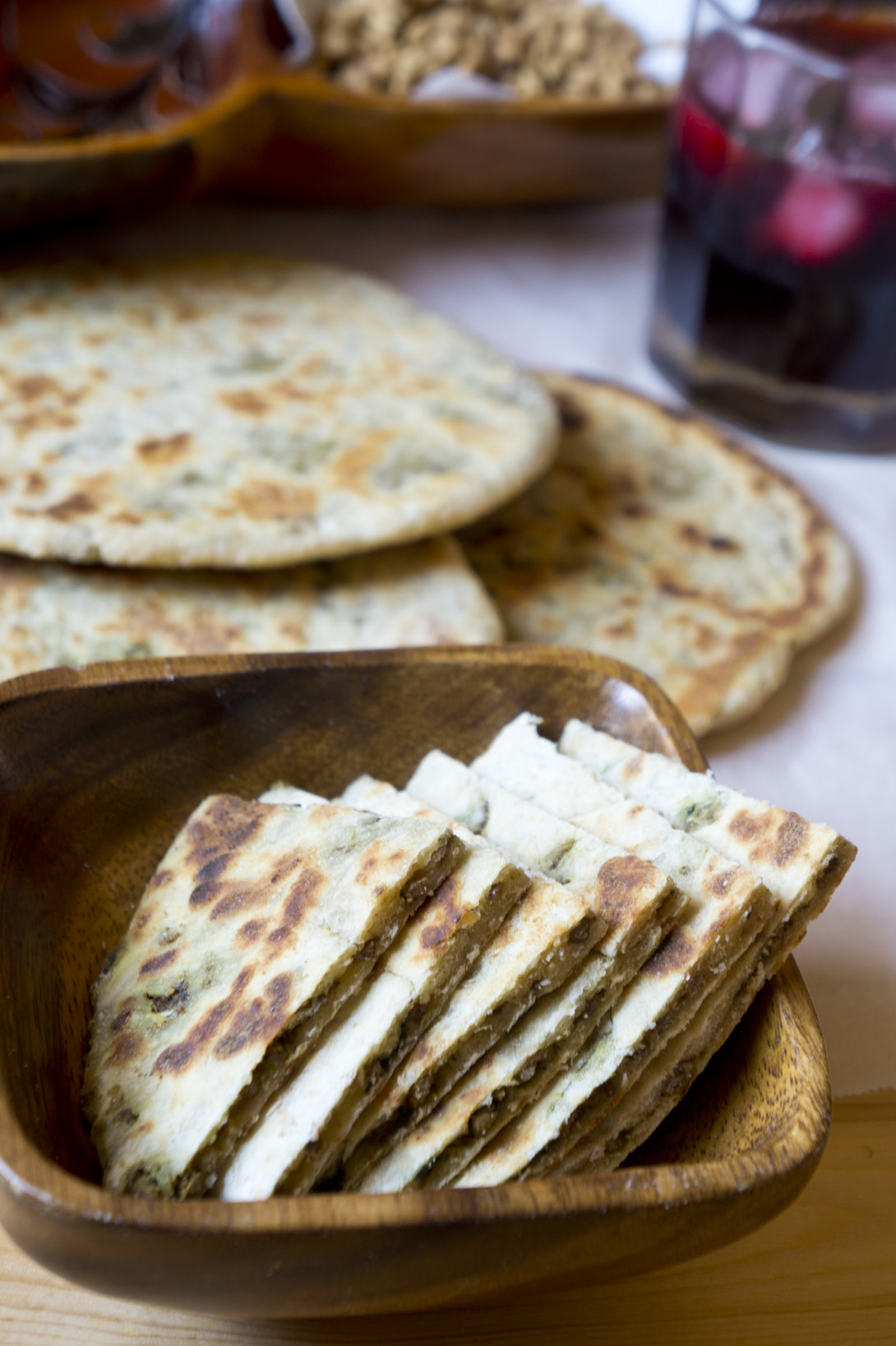 Keema Chapatis from East Africa