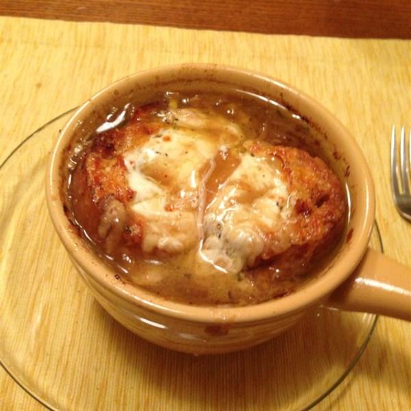 French Onion Soup I
