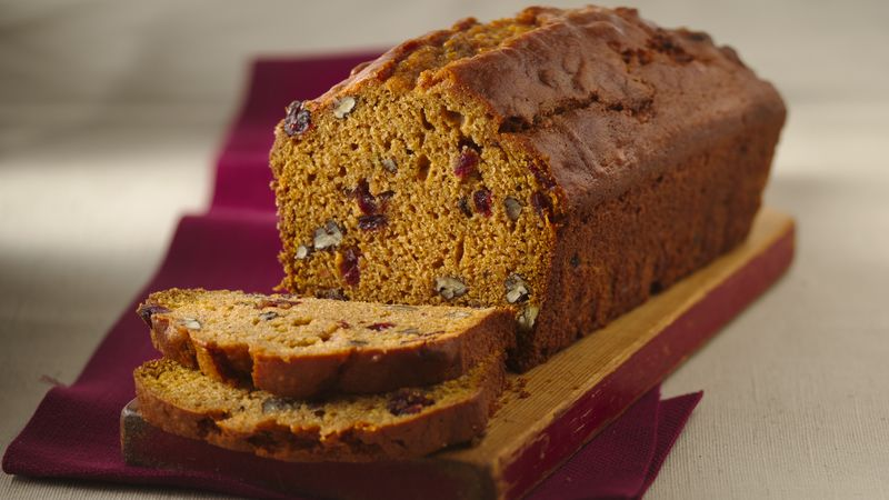 Sweet potato and cranberry cakes