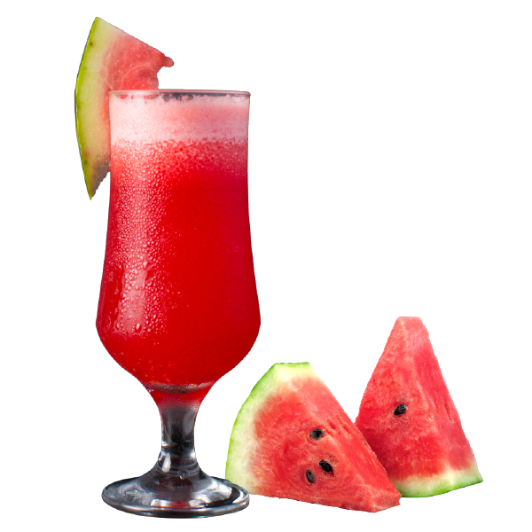 Watermelon, Mint, Lime & Ginger Slushie (My Yellow Table) Recipe