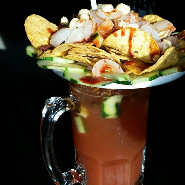 Japanese Bloody Mary