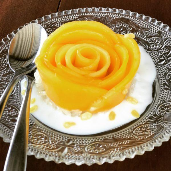 Easy Thai Mango Cake Recipe