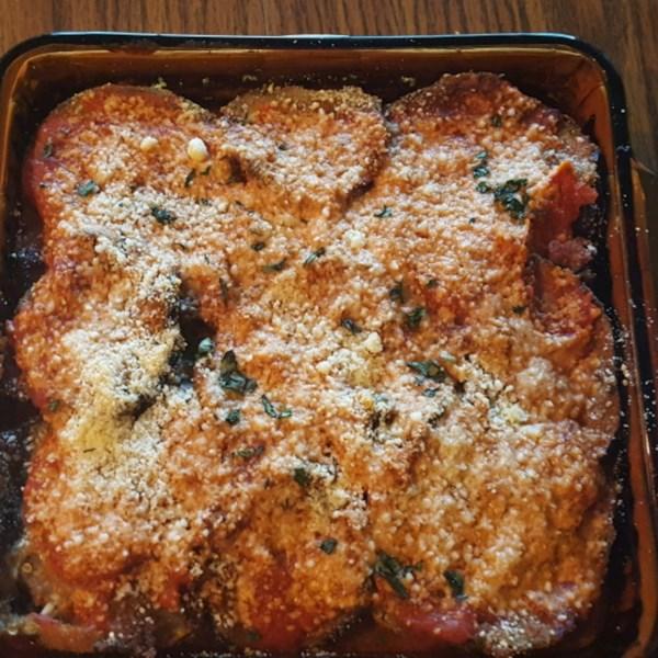 Basil Eggplant Recipe