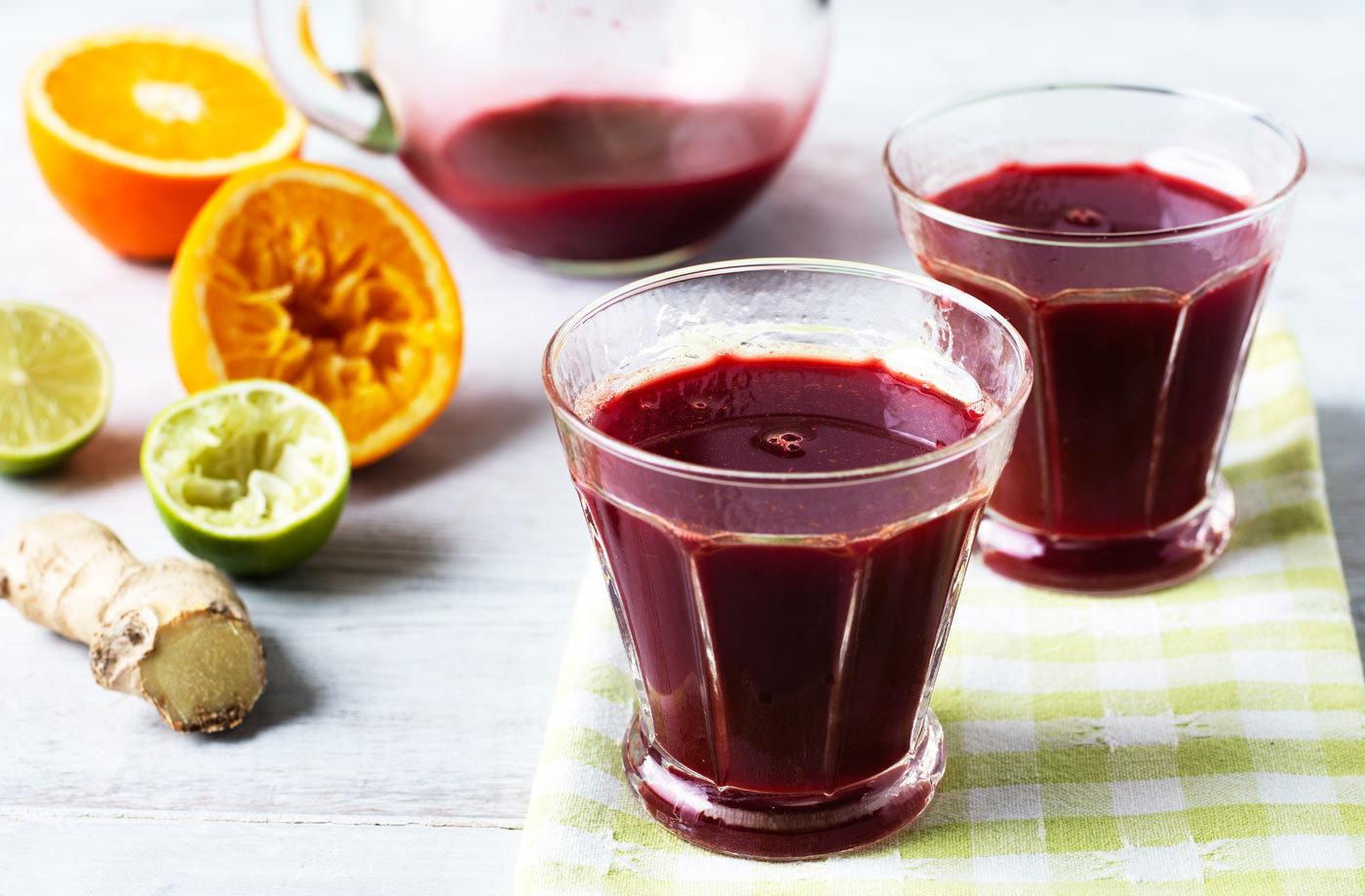 Zinger Breakfast Juice