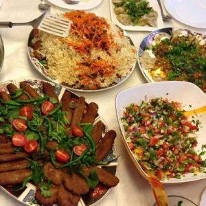 Afgan Cuisine