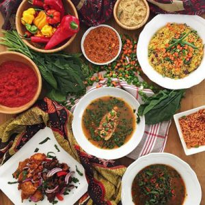 Africian Cuisine
