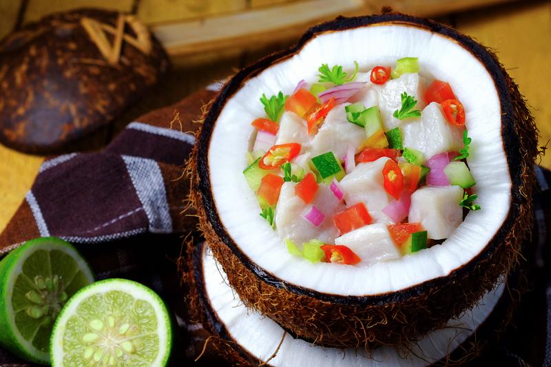 Fijian Coconut