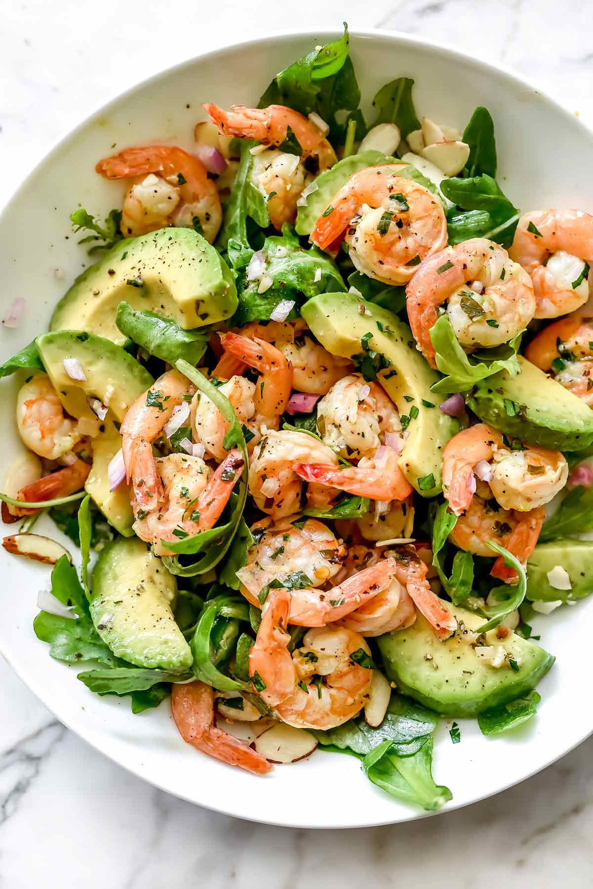 Shrimp Salad Italiano (later recipe)