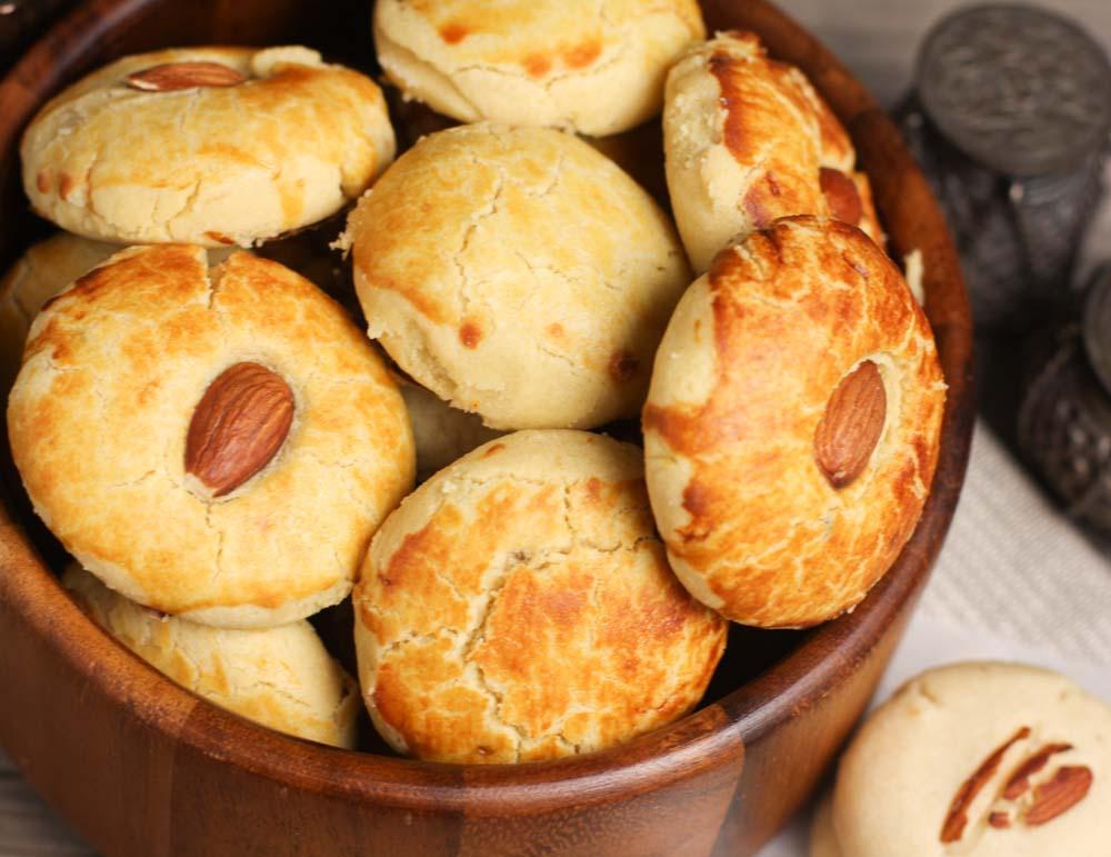 Khatai cookies