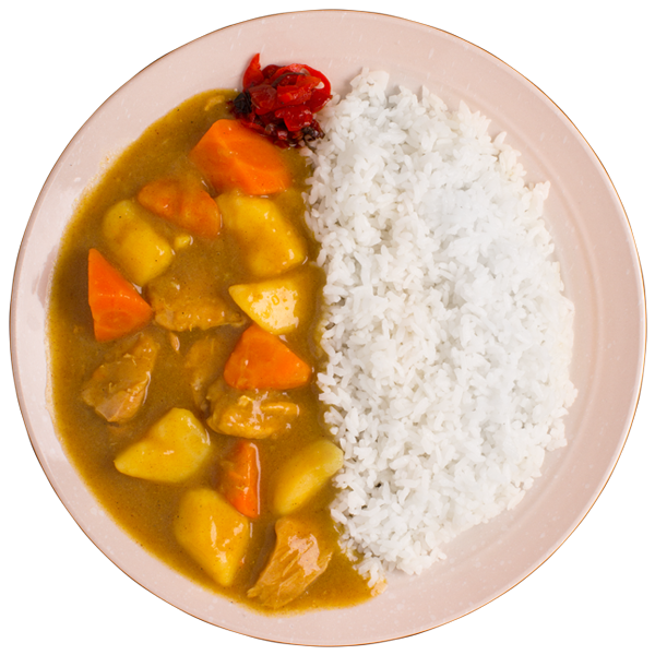 Japanese Curry With Vegetables Recipe