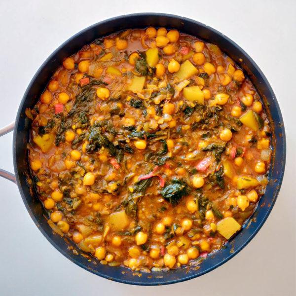 Vegetarian Dhansak Recipe